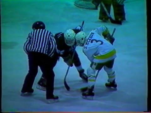 NJ HS Hockey 1990 Mennen Cup, Morris Knolls vs. Delbarton from Mennen on Samons Cable