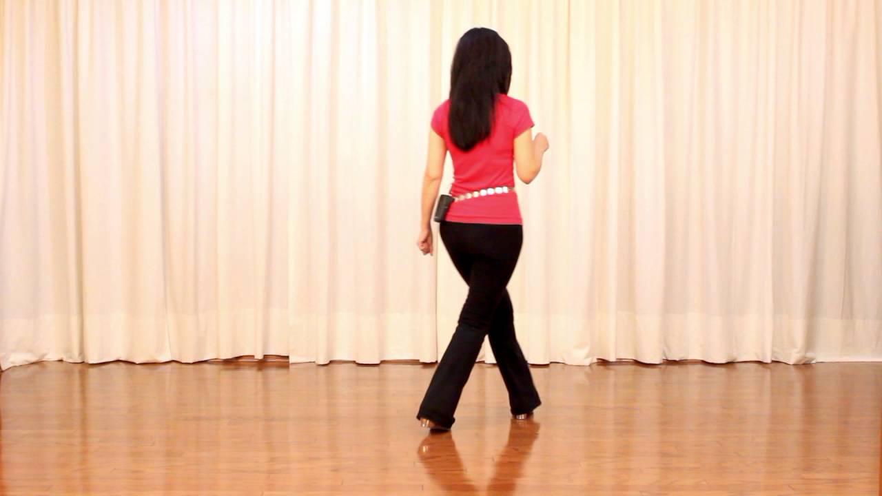 Walk of Shame - Line Dance (Dance & Teach in English & 中文) - YouTube