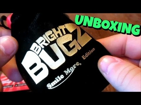 *Limited Edition* Smile More Bright Bugz | Unboxing