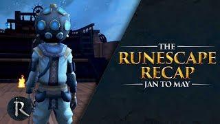 RuneScape Recap - 2018 so far (January to May)