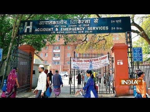 Prisoner escapes from Delhi's Lok Nayak Jai Prakash Narayan Hospital