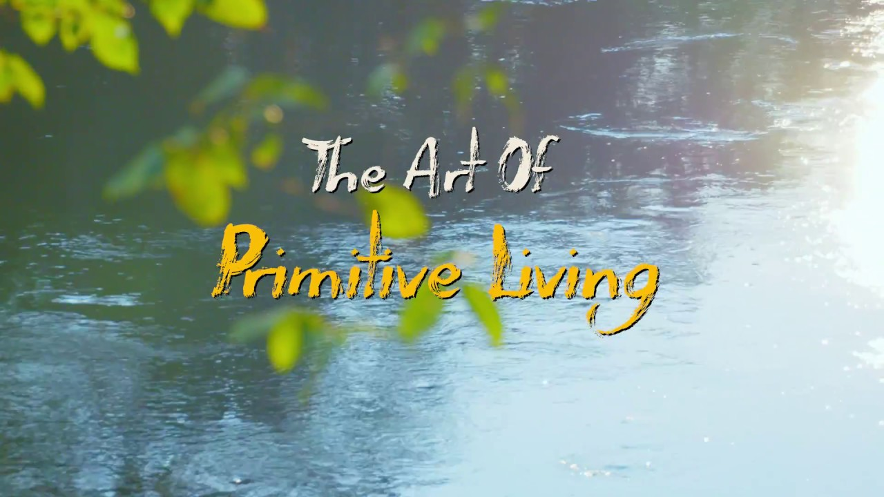 The Art of Primitive Living Ep. 101 - Spear