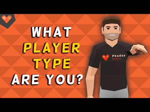 What Player Type Are You? | GameDev Answers