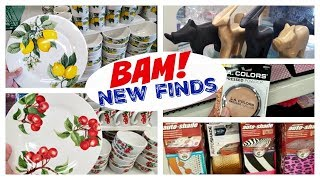 LOTS of NEW FINDS | Dollar Tree Shop with me