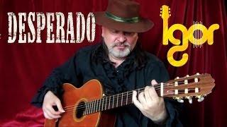 Аntoniо Вandеras [Desperado] - Cаncion del Мariaсhi - fingerstyle guitar rendition - Igor Presnyakov