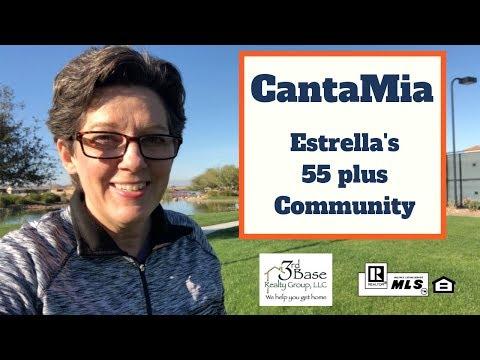 CantaMia Estrella's 55 Plus Community