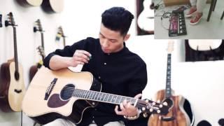 [LIVE] DEMO ĐÔNG CUỐI - GUITAR & LOOPSTATION [NDT]