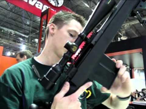 SHOT Show: Savage Rimfires & m110 FPC in .338 Lapua Magnum
