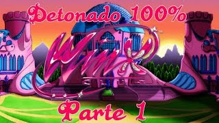 Winx Club (PC/PS2) - Detonado 100% - Parte 1