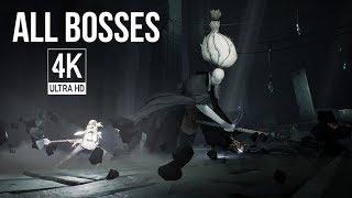 Ashen: All Boss Fights / All Bosses & Ending (4K 60FPS)