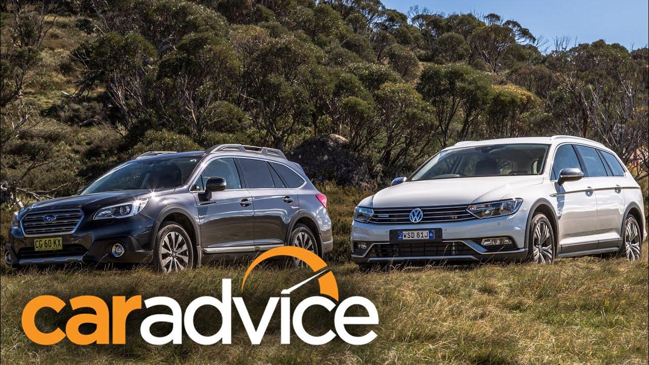2016 Volkswagen Pat Alltrack 2 0tdi V Subaru Outback 3 6r Comparison