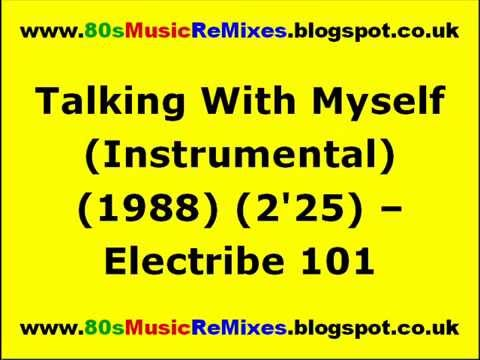 Talking with myself instrumental electribe 101 80s for 80s house music