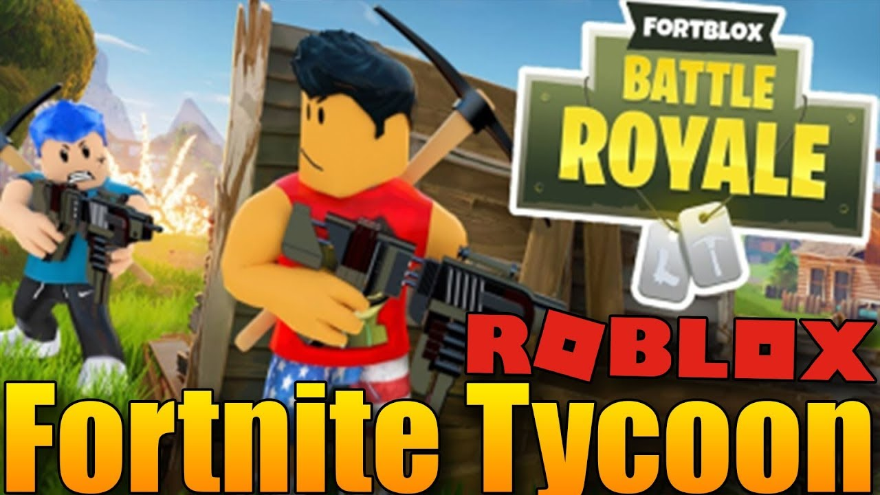 Roblox Fortnite Tycoon Youtube Free Robux Roblox Redeem Codes Real
