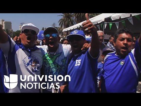 California se viste de azul y blanco para celebrar las Fiestas Agostinas
