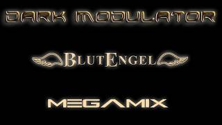 BLUTENGEL MEGAMIX FROM DJ DARK MODULATOR (copyright issues, listen on mixcloud link down below)