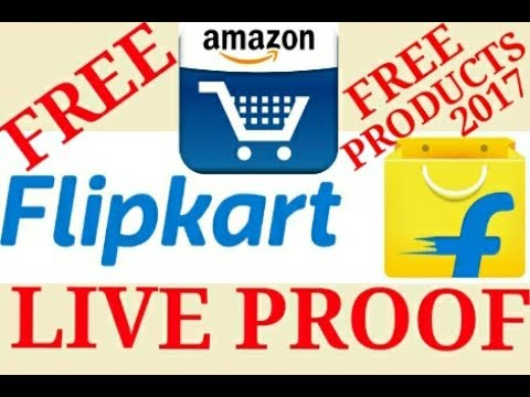 anything get free product from amazon  in hindi with live proof 2017