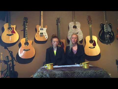 Holocaust Tv Broadcast- Sierra Ellingson and Brianna Helbling
