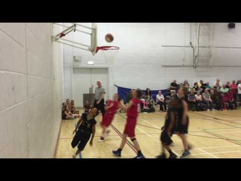 Tyrese Lacey Best 11 Year Old Point Guard in Great Britain