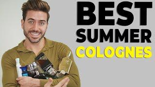 BEST MENS COLOGNES for SUMMER 2020 | Men's Fragrances | Alex Costa