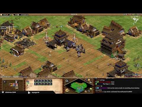 1v1 Arena   Mongols vs Aztecs   vs Edie