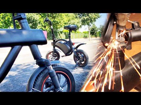 Antes de Comprar una Bicicleta Electrica Barata Mira Esto !