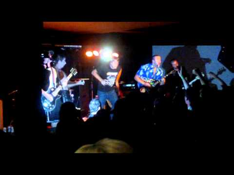 Guttermouth - Chug A Lug Night, Cambridge Newcaslte 23-10-2010