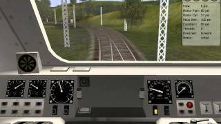 Trainz Simulator 2004-Part 1. /SK/