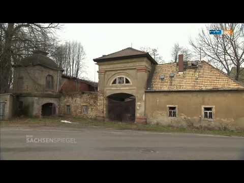 Trubel um Rittergut Kohren Sahlis Karl Heinz Hoffmann (MDR 27.01.16)