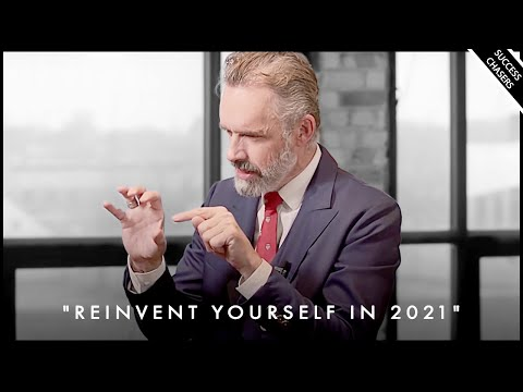 """""""DON'T WASTE YOUR TIME!"""" (how to reinvent yourself in 2021) - Jordan Peterson Motivation"""