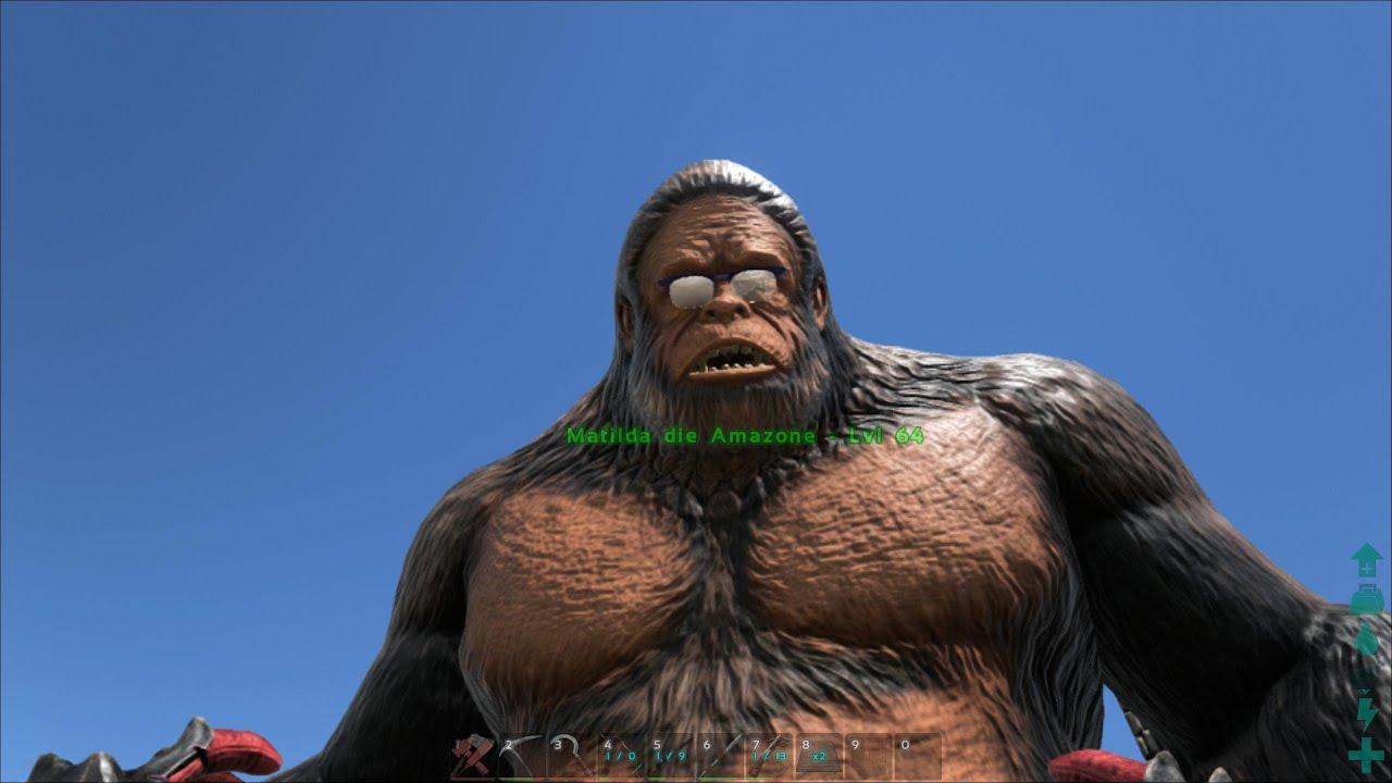 Gigantopithecus ARK Survival Evolved G...