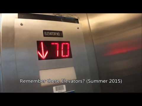 Brand New Kone Hydraulic Elevators - Fashion Centre - Arlington VA