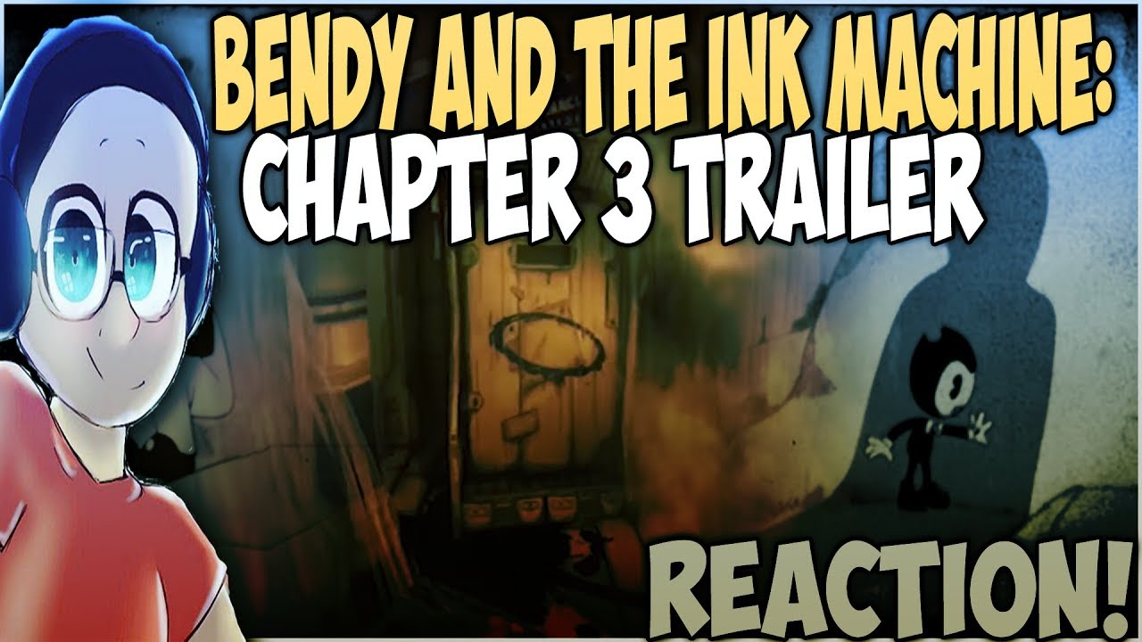 Bendy And The Ink Machine Chapter 3 Download