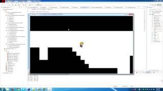 2D Java Platformer - The Well - Devlog Day 1/5