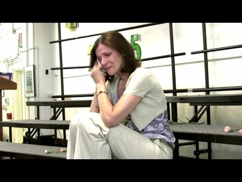 Student Chorus Brings Teacher to Tears After Breast Cancer Diagnosis