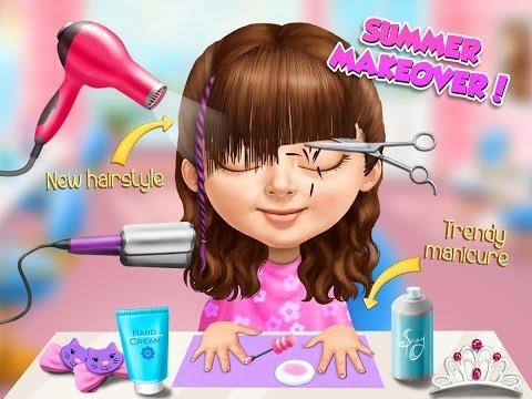 Sweet Baby Girl Summer Fun Games For Kids