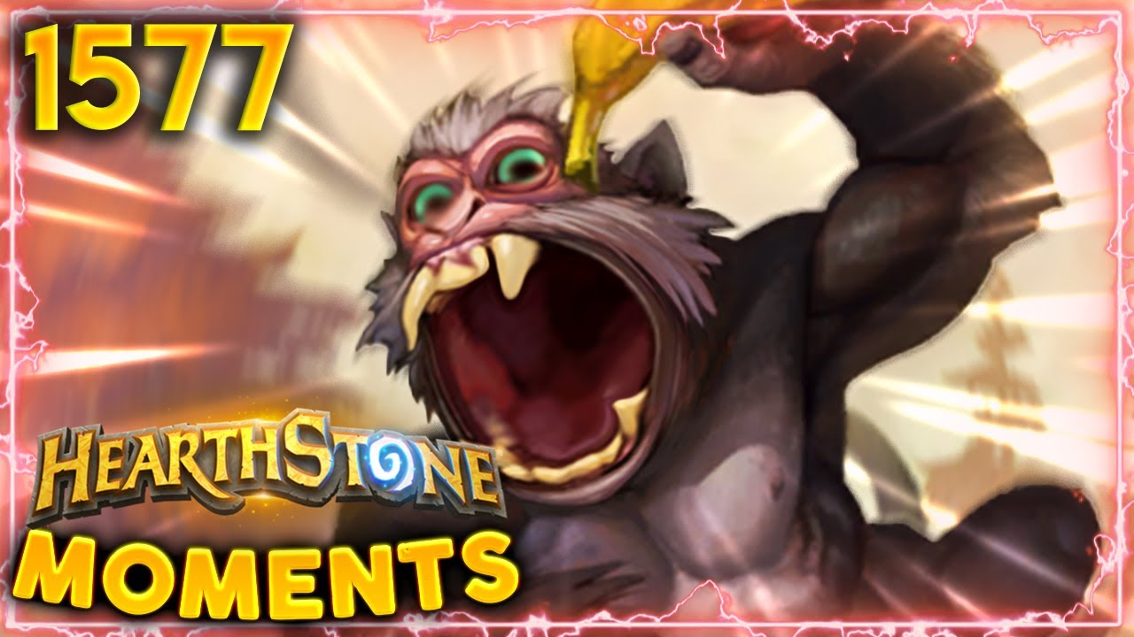 There Is JUSTICE IN THIS WORLD!!! | Hearthstone Daily Moments Ep.1577 thumbnail