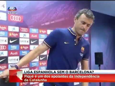 Barcelona em risco de abandonar a Liga espanhola