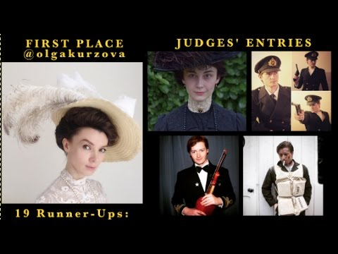 Edwardian Costume Contest Selections