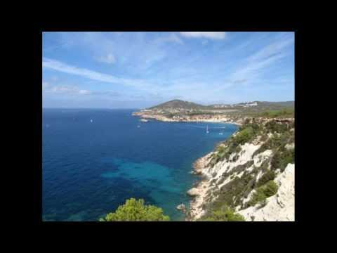 Deep house inspired by magic island Ibiza with Peter and Eva in 2014