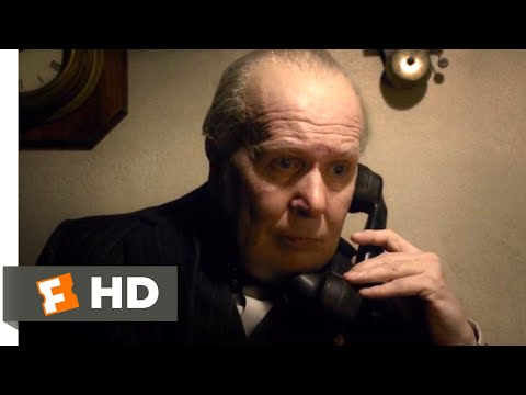 Darkest Hour (2017) - Churchill & Roosevelt Scene (5/10) | Movieclips