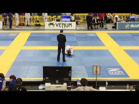 2015 IBJJF Pan Ams - Sheryl's 1st Match
