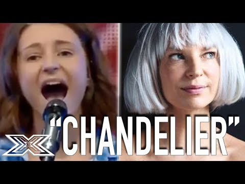 UNBELIEVABLE Sia Cover Blows Judges and Audience Away! | X F