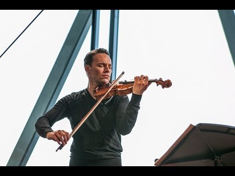 Linus Roth & José Gallardo - Sonatina op. 46 (Weinberg) (Live @ Bimhuis - Amsterdam)
