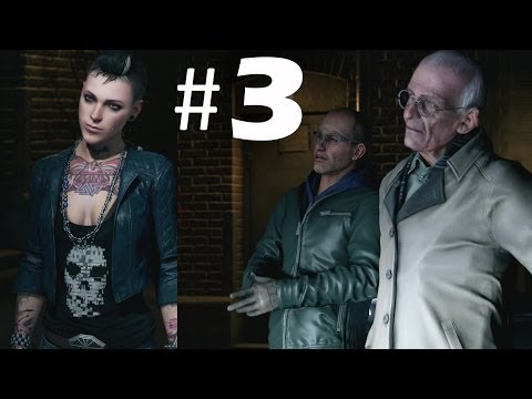 Watch Dogs Part 3 - Backseat Driver - Gameplay Walkthrough PS4