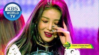 Yubin(유빈) - Thank U Soooo Much [Music Bank / 2018.12.07]