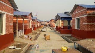 यस्तो बन्यो एकिकृत नमुना मुसहर बस्ती || Namuna Musahar Community || Dhurmus Suntali