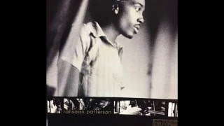 Rahsaan Patterson - Spend the Night