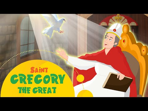 Saint Gregory the Great   Stories of Saints   Episode 134