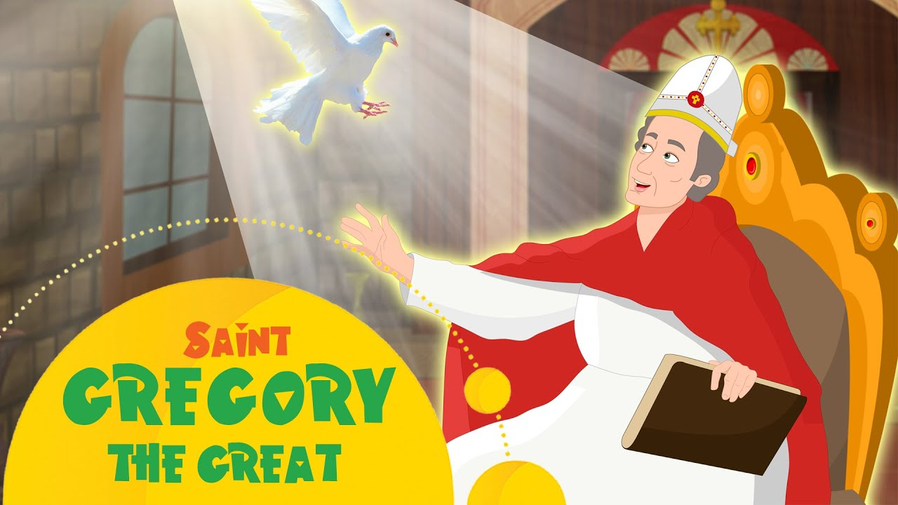 Download Saint Gregory the Great   Stories of Saints   Episode 134