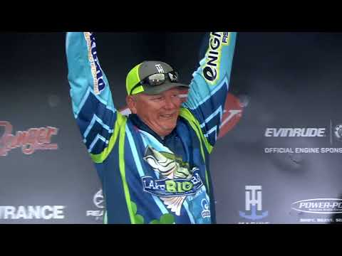 FLW Tour | Lake Okeechobee | Winning Moment